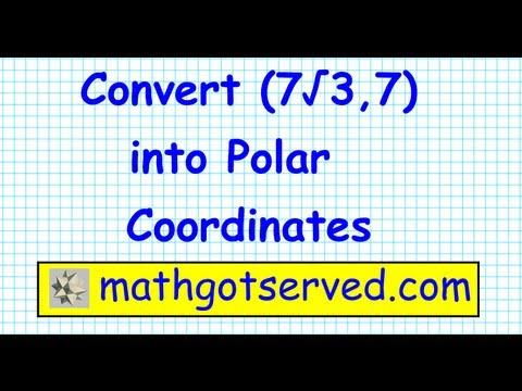 mixed review polar and rectangular coordinates equations conversion