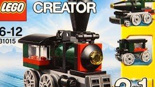 Emerald Express / Szmaragdowy Ekspres 31015 - Lego Creator - www.MegaDyskont.pl
