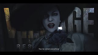 LADY DIMITRESCU MY BELOVED│Resident Evil 8: Village #1 - Castle Dimitrescu Playthrough