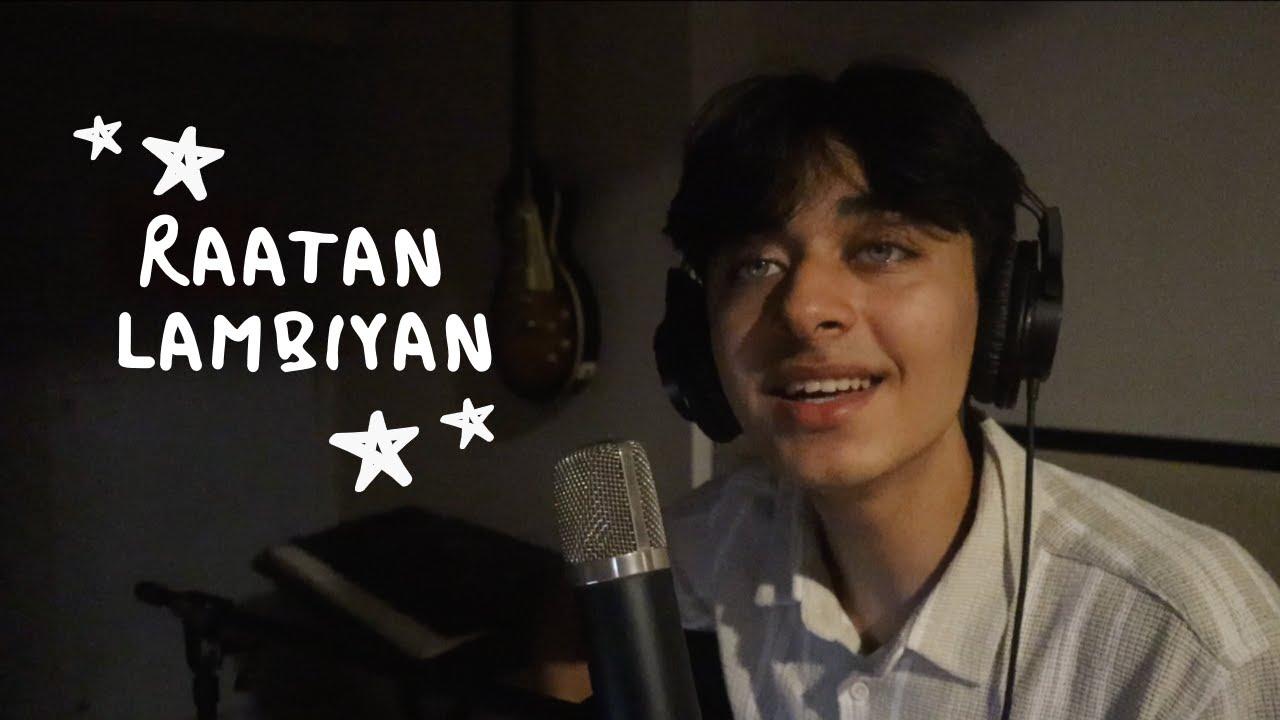 Download Raatan Lambiyan - from Shershaah ( cover by Raman)