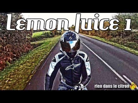RienDansLeCitron - Lemon juice #1