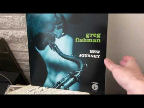 Greg Fishman - New Journey - Vinyl LP Format