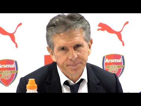 Arsenal 3-1 Leicester - Claude Puel Full Post Match Press Conference - Premier League
