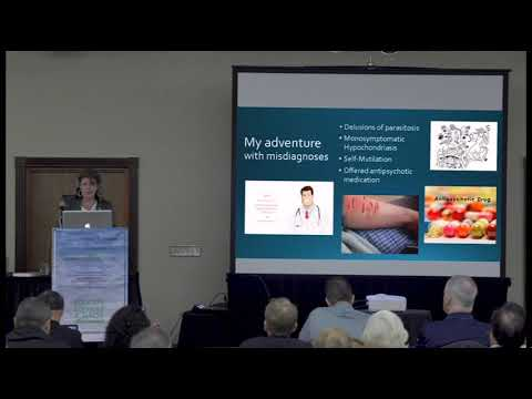 My Morgellons Journey and the Charles E. Holman Morgellons Disease Foundation: Cindy Casey Holman
