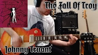 The Fall of Troy - You Got A Death Wish, Johnny Truant? - Guitar Cover (with tab)