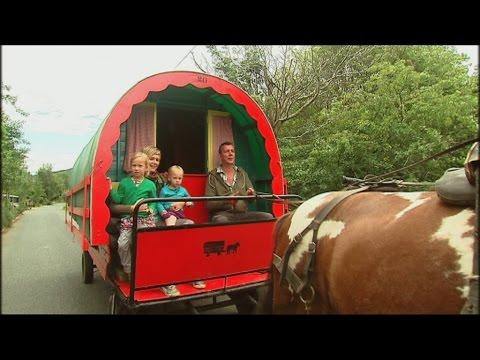 Vlaanderen Vakantieland: Met de huifkar door Ierland