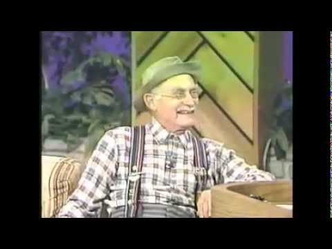 Grandpa Jones sings
