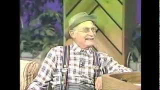 "Grandpa Jones sings ""Dixie""  1985"