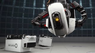 Bridge Constructor Portal Gameplay Trailer