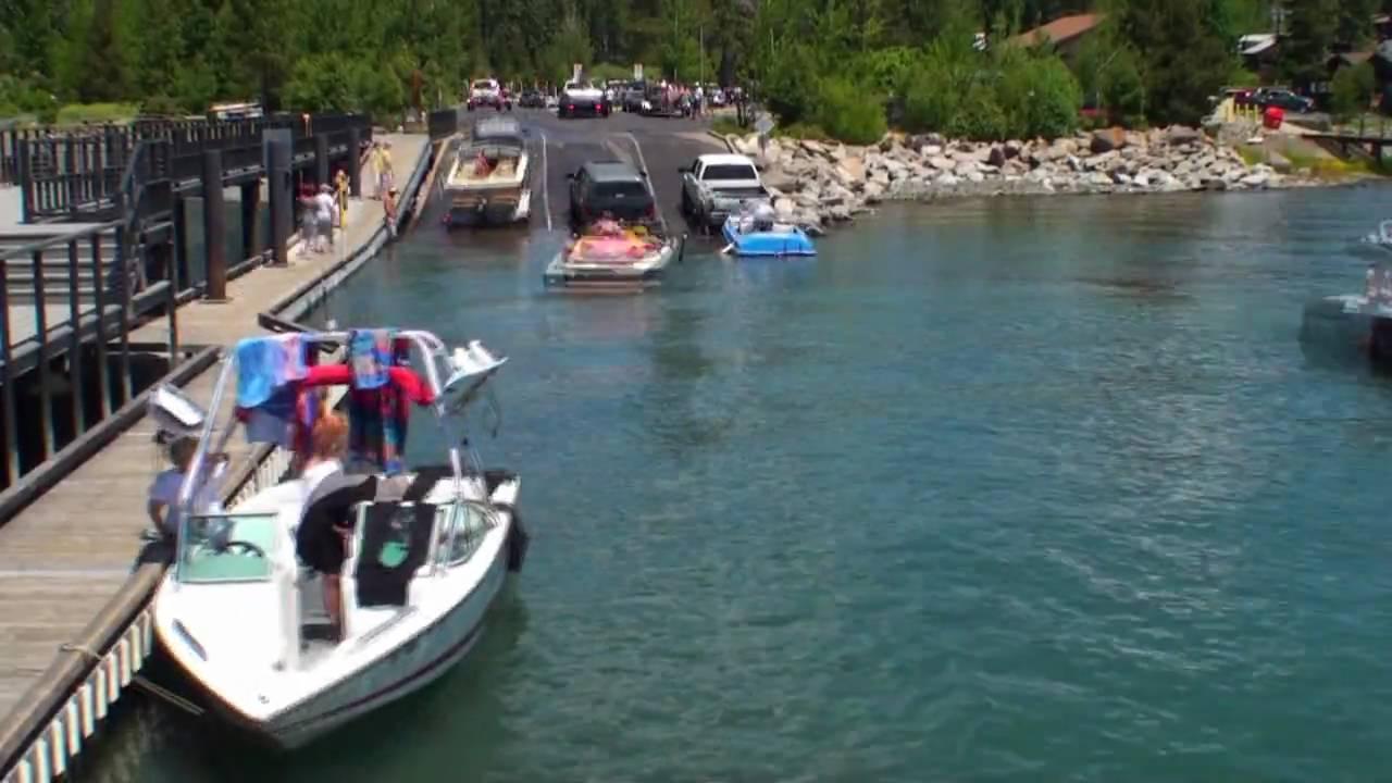 Boat Ramp Follies - YouTube Теплоход Ракета