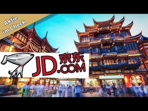 Ist JD.com ein interessantes Investment?