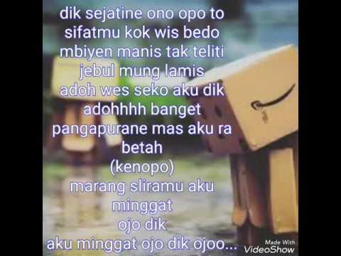 NDX A.K.A - Tanjung Mas Ninggal Janji (feat. Familia)