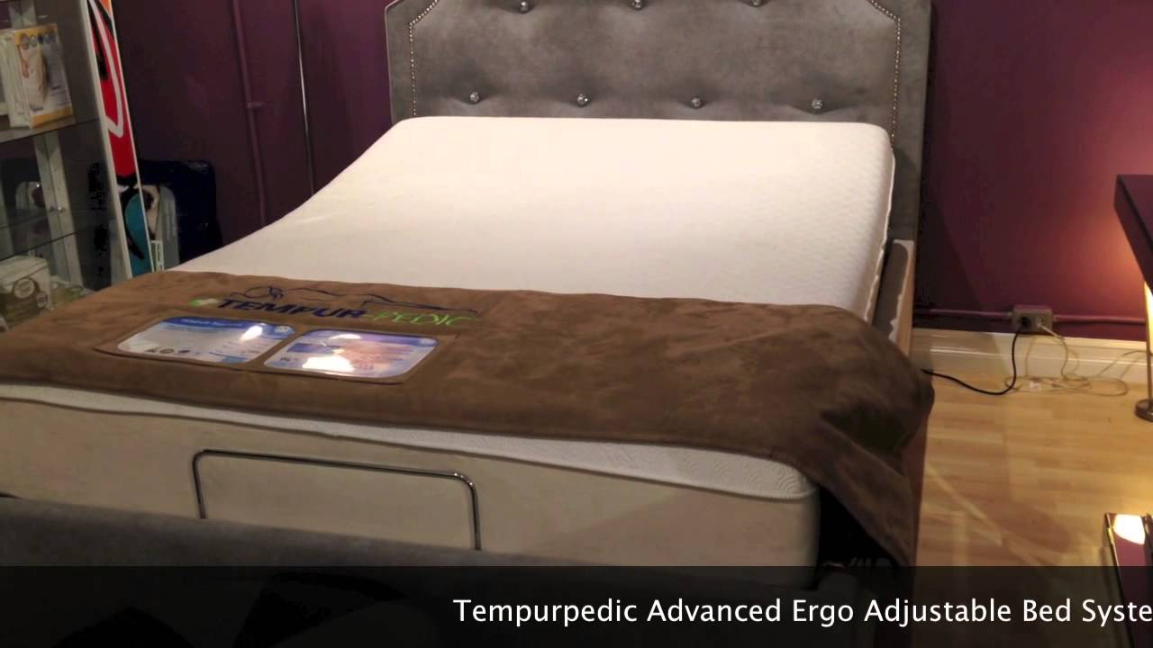 Tempur Pedic Advanced Ergo System Mattress