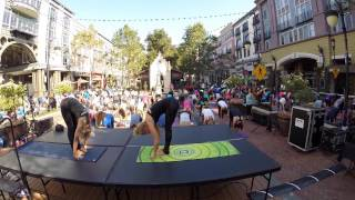 Yoga On The Row - 9/14/14