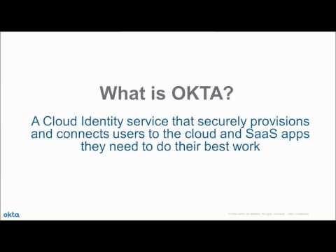 Okta User Experience