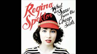 regina spektor   call them brothers   what we saw from the cheap seats hd