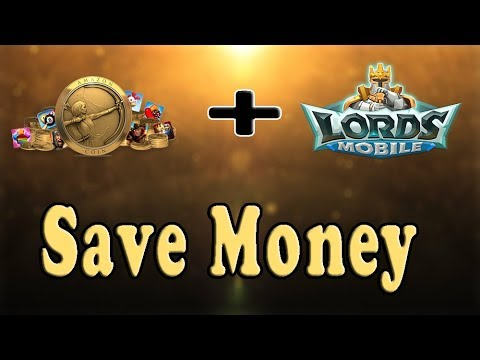 How To Save Money On LORDS MOBILE In The UK