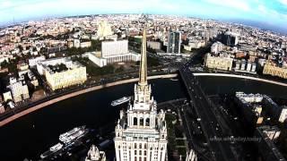 Украина в Москве - сталинская высотка напротив Белого Дома(, 2015-12-18T00:46:55.000Z)