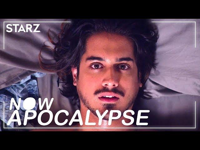 Now Apocalypse   Official Trailer   STARZ Original Series