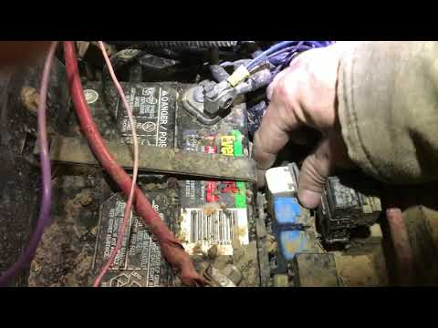 Yamaha Rhino 660 4wd Wiring Problem Guide- Where and How to Look - YouTubeYouTube