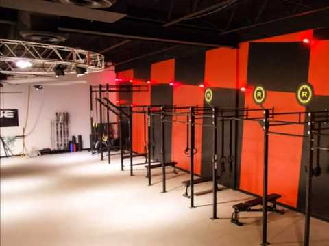 crossfit box brandingfitnesscenterdesign com  youtube