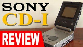 "Sony Portable ""Philips"" CD-i Intelligent Discman - Review (50fps, CC)"