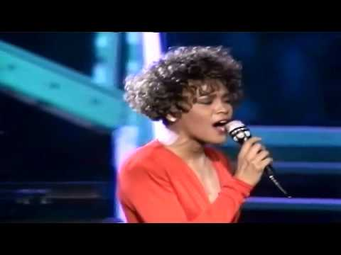 Whitney Houston   Didn't We Almost Have It All LIVE  HQ HD Upscale