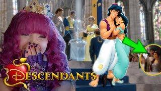 Disney Descendants: Where are the Original Disney Princesses?! 👑 | Alice Bunny