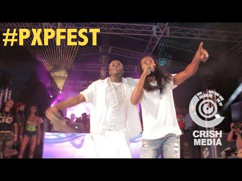 PXPFEST PASSPORT EXPERIENCE FESTIVAL AKON // GYPTIAN // TIMAYA // YING YANG TWINGS // DEMARCO