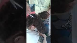 Ninho de passarinho no cabelo! Você não vai acreditar!