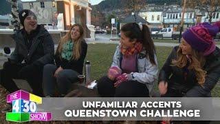 Kiwi Accent Challenge