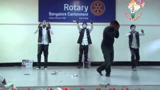 Latest hit tamil christian Choreography by IGM Youth boys , Bangalore