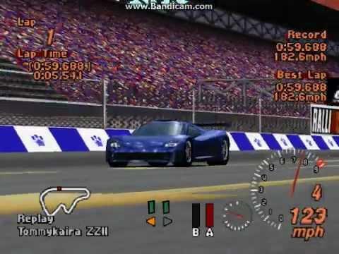 Tommy Kaira ZZII - Gran Turismo 2 - YouTube