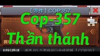 CF MOBILE: LỤC THẦN THÁNH COP-357