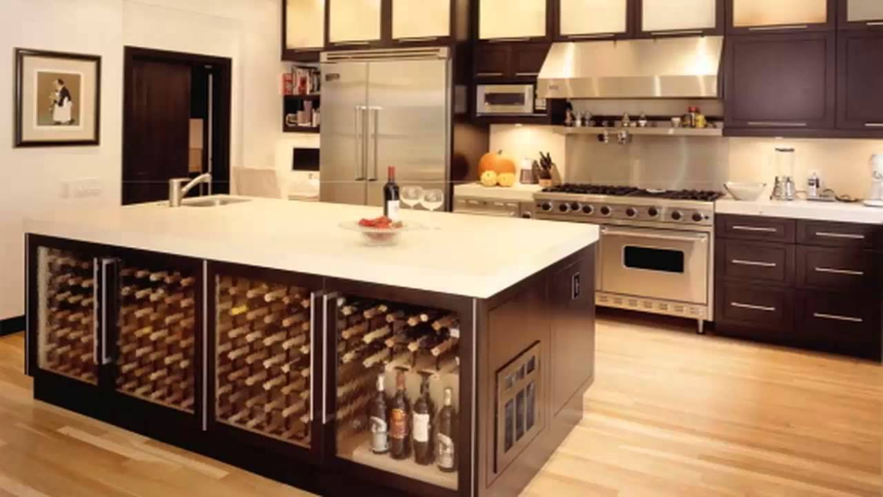Youtube - Beautiful kitchens design ideas for a perfect place ...