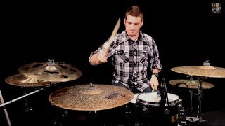 "DRUMMER101.COM: Maroon 5 ""Harder To Breathe"" (Drum Cover)"