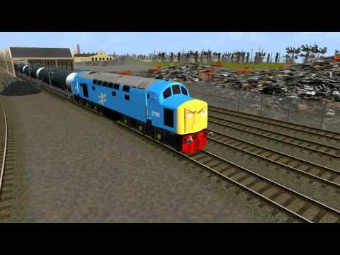 Railway Series Character Tributes - Diesel 199/Spamcan