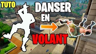 [GLITCH] DANSER IN VOLANT on Fortnite Battle Royale!