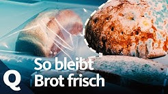 Brot richtig aufbewahren: So bleibt's frisch! | Quarks