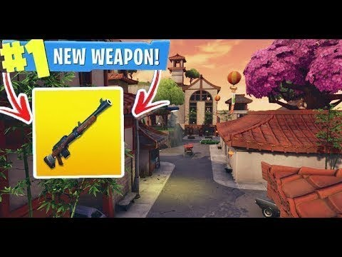 New Hunting Rifle, New Lucky Landing, And Umbrella Pool Windmill Treasure Spot