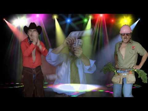 "Label GMO Disco (parody of Village People ""YMCA"")"