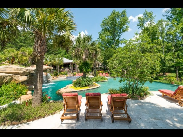 200 Acre Dream Estate With Greatest Back Yard Ever!! Amazing Pool Area!! #1