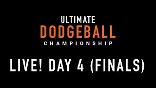 LIVE! UDC2018 - Day 4 (Finals)