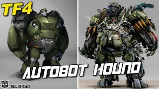 Autobot Hound is Bulkhead - [TF4 News #114]