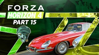 "Forza Horizon 4 PC Gameplay Walkthrough - Part 15 - ""HERITAGE CIRCUIT RACE"" (Let"