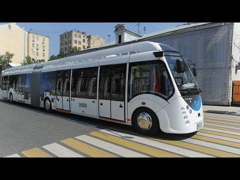 В Таджикистане запустят новые троллейбусы