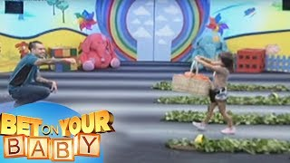 Bet On Your Baby: Baby Dome Challenge with Daddy Jayson and Baby George