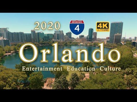 Orlando 2020 - Ultimate Growth, Entertainment Capital Of World