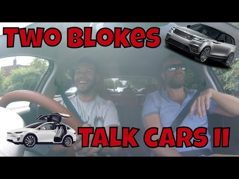 Two Blokes Talk Cars In A C3 Part II