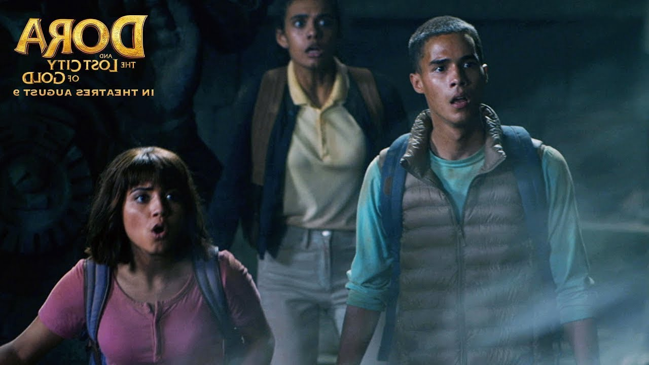 """Download Dora and the Lost City of Gold (2019) - """"Puquois"""" Clip - Paramount Pictures... IN REVERSE!"""